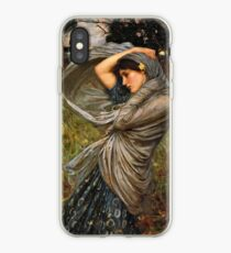Boreas in the Wind iPhone Case