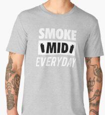 Smoke Mid Everyday Men's Premium T-Shirt