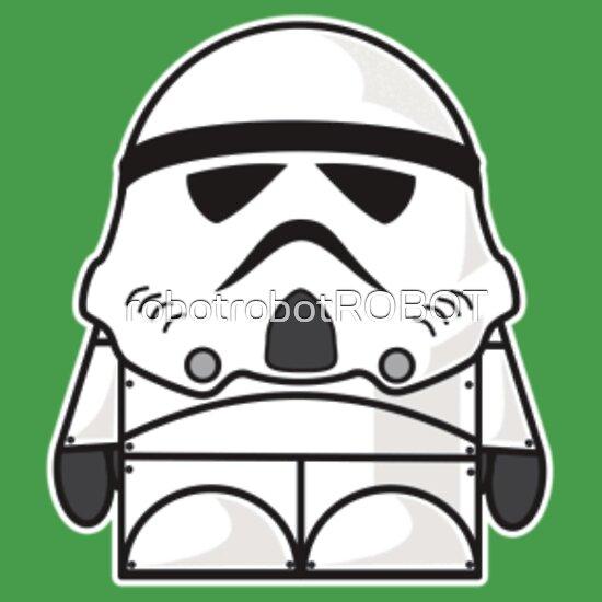 TShirtGifter presents: Imperial Stormtrooper.