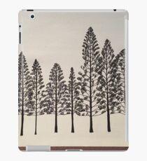 Pines 1 iPad Case/Skin
