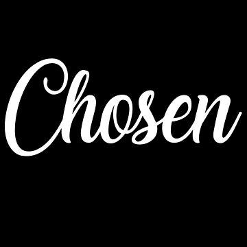 Chosen by 23jd45