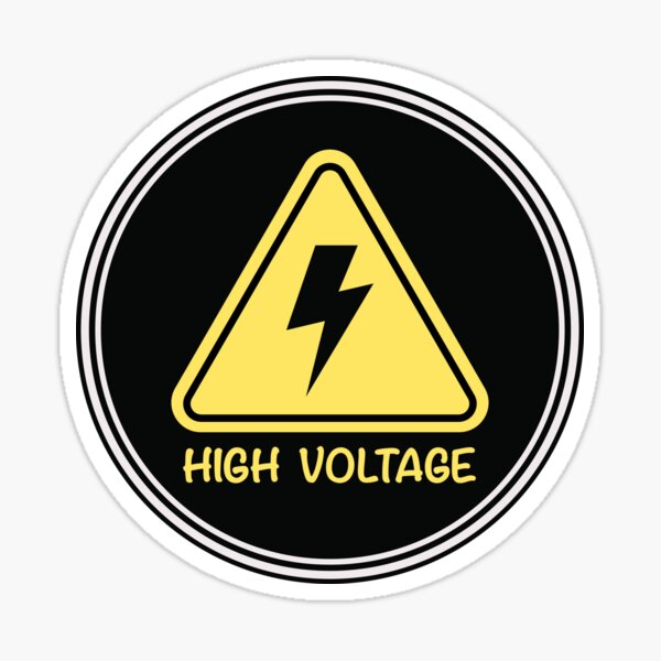 Min-seo - High Voltage Sticker