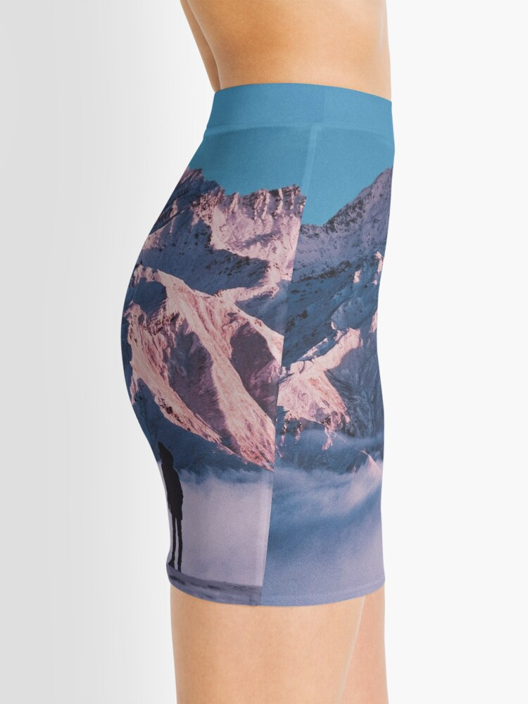 Alternate view of Contra Mini Skirt