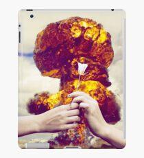 Disrupt the Peace iPad Case/Skin