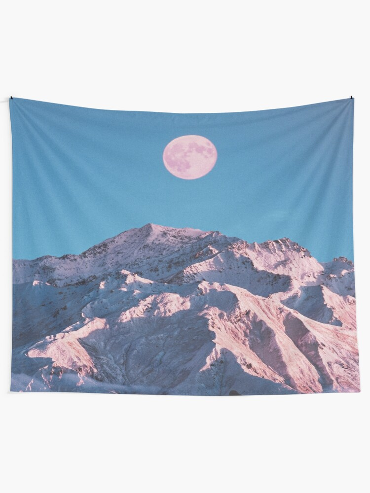 Alternate view of Contra Wall Tapestry