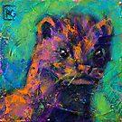 Earth Keeper: Mink by Rosemary Conroy
