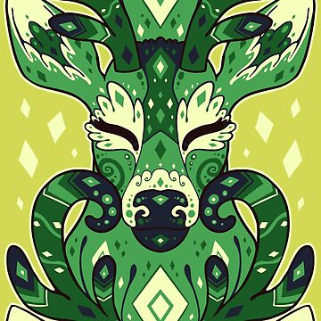 Deery - green by psychonautic