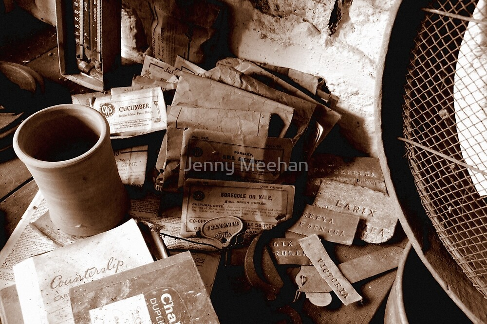 Earthy/Ground Of My Being by Jenny Meehan