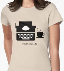 Writer's Life Women's Fitted T-Shirt
