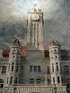 Haunted Court by Veronica Schultz