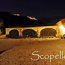 Scopello by night by Rosy Kueng Photography