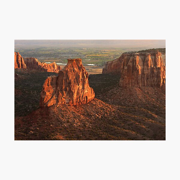 Colorado National Monument Photographic Print