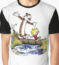 calvin and hobbes 03 [TW]  Graphic T-Shirt