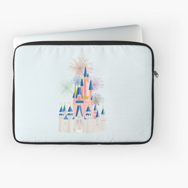 Fairytale Castle Laptop Sleeve
