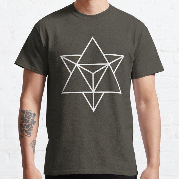 Stella octangula (dark background) Classic T-Shirt