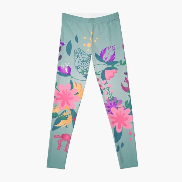 Floral Force Leggings