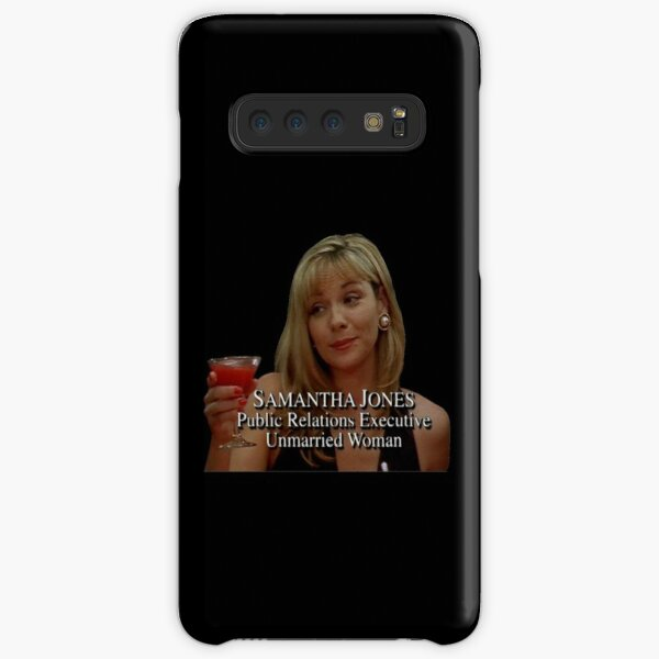Samantha Jones Sex and the City Samsung Galaxy Snap Case