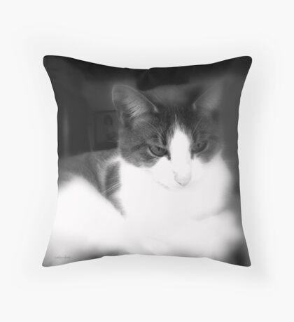 Nippy Throw Pillow