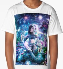 Observing Our Celestial Synergy Long T-Shirt