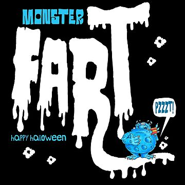 halloween monster fart by BrendanJohnson