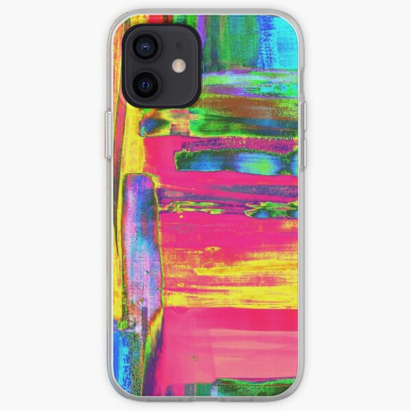 Building a Life in Colour iPhone Soft Case