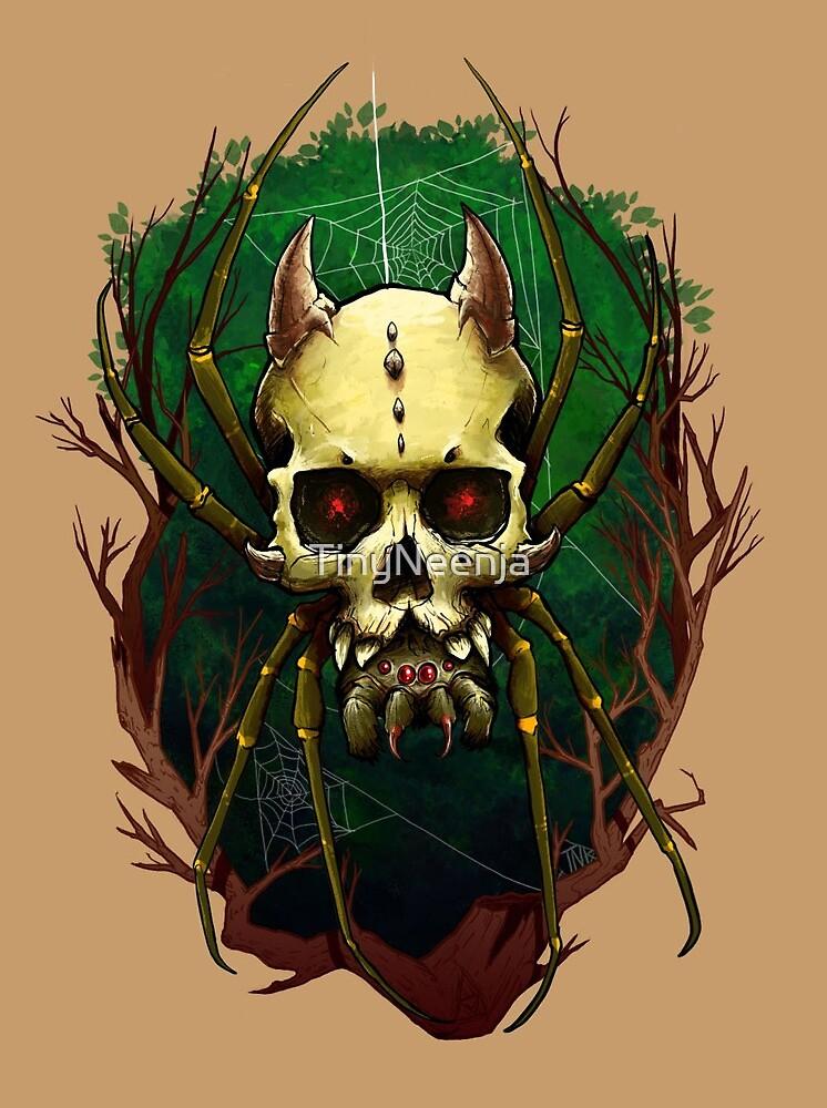 Gold Skultula by TinyNeenja