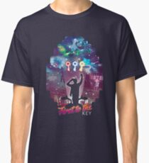 Ready Player One - First to the Key Classic T-Shirt