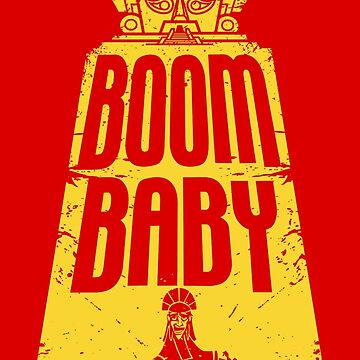 Boom Baby by animekrazy27