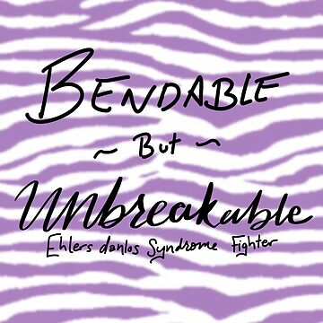 Bendable but unbreakable by zevt