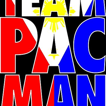 TEAM PACMAN PACQUIAO BY AIREAL APPAREL by airealapparel