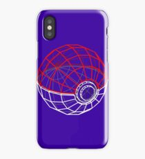 Pokeball 3D iPhone Case