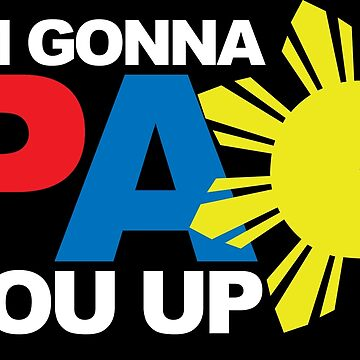 Pacquiao PAC YOU Up by AiReal Apparel by airealapparel