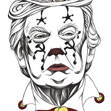 Comrade Ass Clown by adam12314