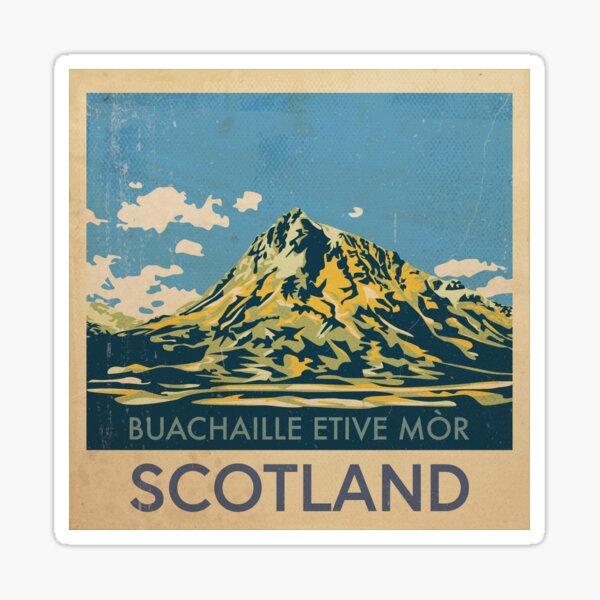 Buachaille Blue Sky Sticker