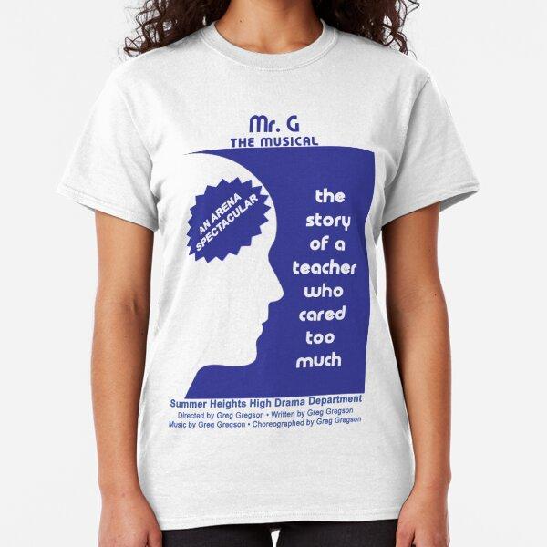Mr. G The Musical Classic T-Shirt