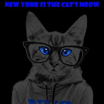 NEW YORK IS THE CAT'S MEOW by Time2Transcend