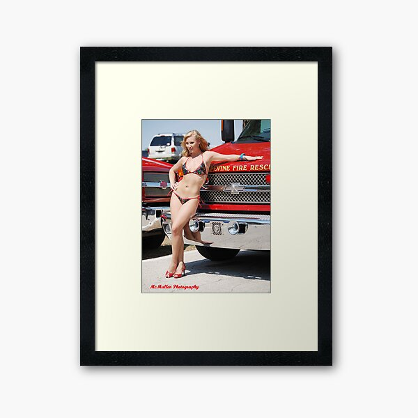 Emergency! Framed Art Print