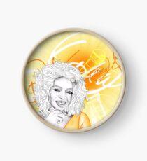 Oprah Winfrey Portrait Clock