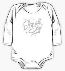 Slay All Day One Piece - Long Sleeve