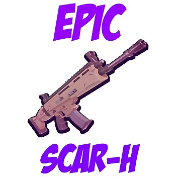 epic scar-h by alex27012001