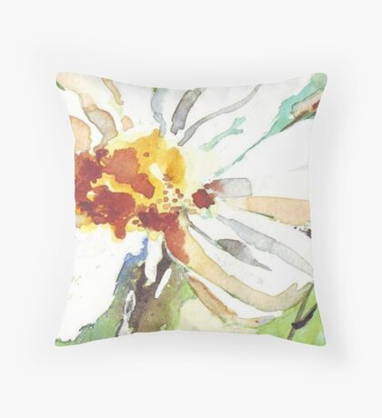 Rampage of appreciation Throw Pillow