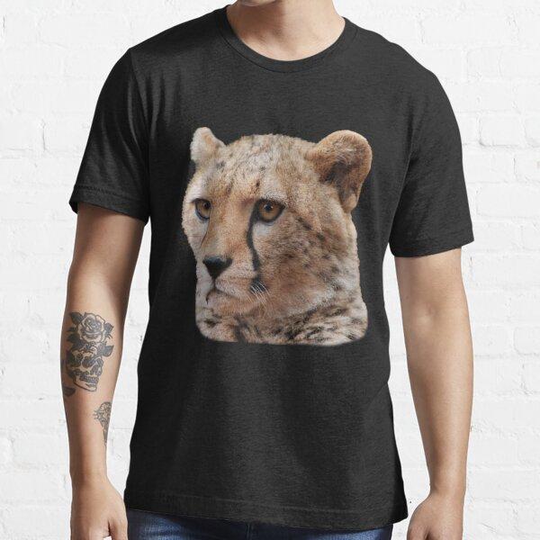 Cheetah Portrait T-Shirt Essential T-Shirt