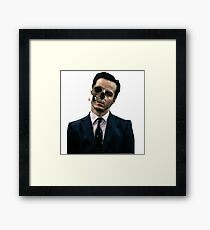 It's Not The Fall That Kills You Framed Print