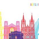 Adelaide V2 Skyline Pop von paulrommer
