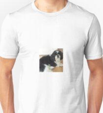 Shih tzu lie down puppy T-Shirt