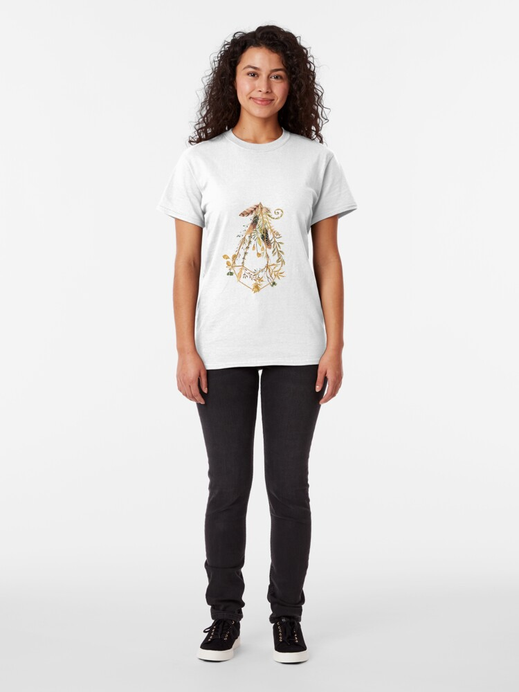 Alternate view of Autumn Gold  Classic T-Shirt