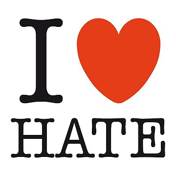 I love Hate by Nxolab