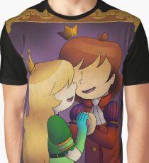 Prince and Princess Graphic T-Shirt