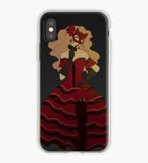 Masquerade Ann iPhone Case