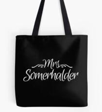 Mrs. Somerhalder Tote Bag
